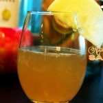 Want a crisp, fall inspired wine drink? This apple sangria recipe that is full of the flavor of fall without being overly sweet.