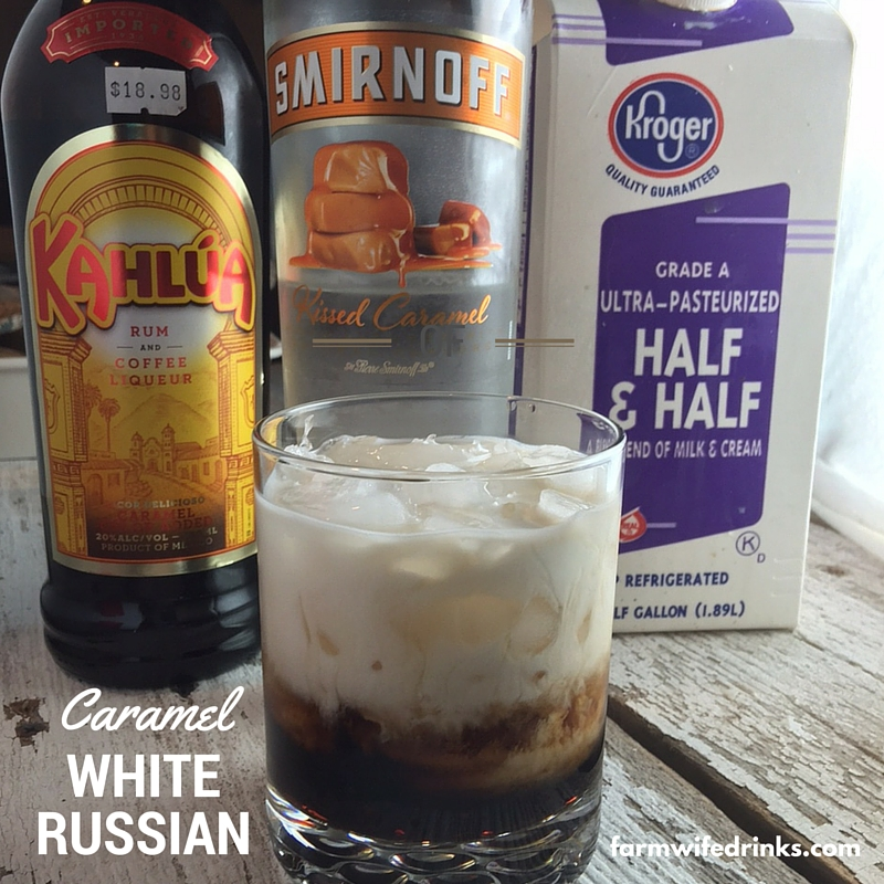 How Do You Make White Russian Drink