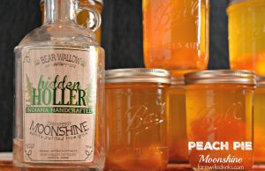 Peach Pie Moonshine