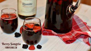 Olive Garden Berry Sangria