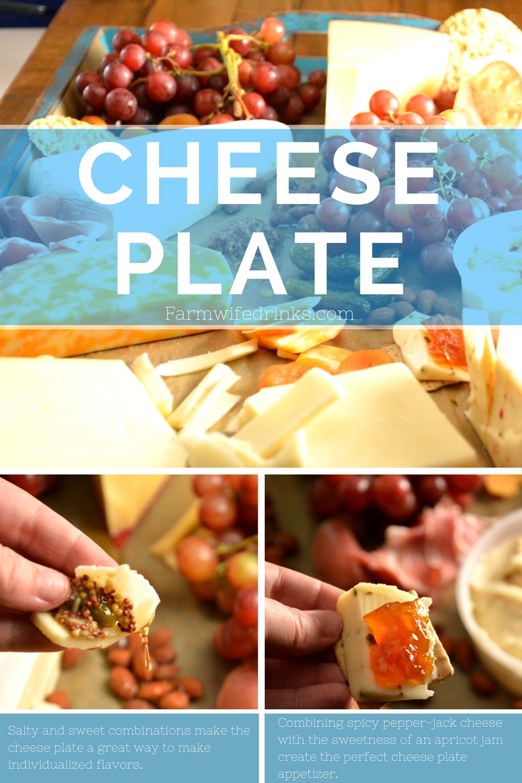 How to make a cheese plate  sc 1 st  The Farmwife Drinks & How to Make a Cheese Plate - The Farmwife Drinks