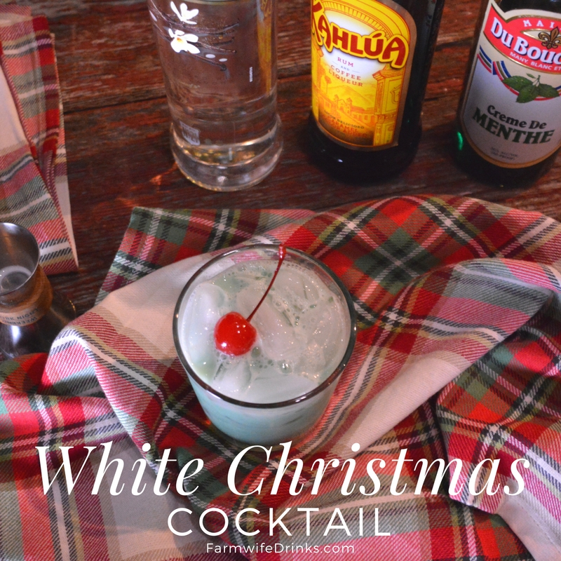 if you are on the hunt for you signature christmas cocktail look no further than - White Christmas Martini
