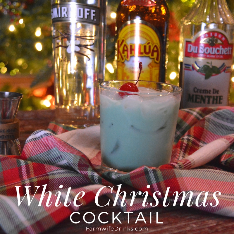 If you are on the hunt for you signature Christmas cocktail, look no further than