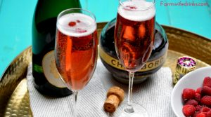 French Mimosas – Chambord and Champagne
