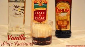 Vanilla White Russian