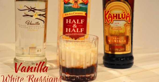 Vanilla White Russian