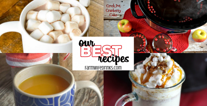 Our Best Hot Drinks