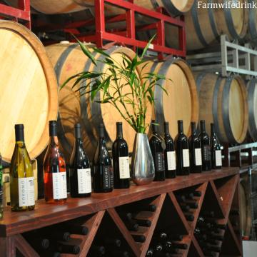 Kokomo Winery tasting room